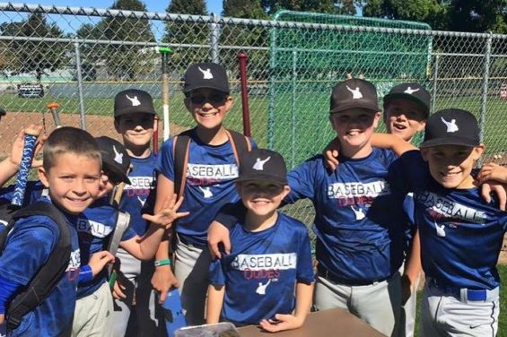 Baseball Dudes Friends