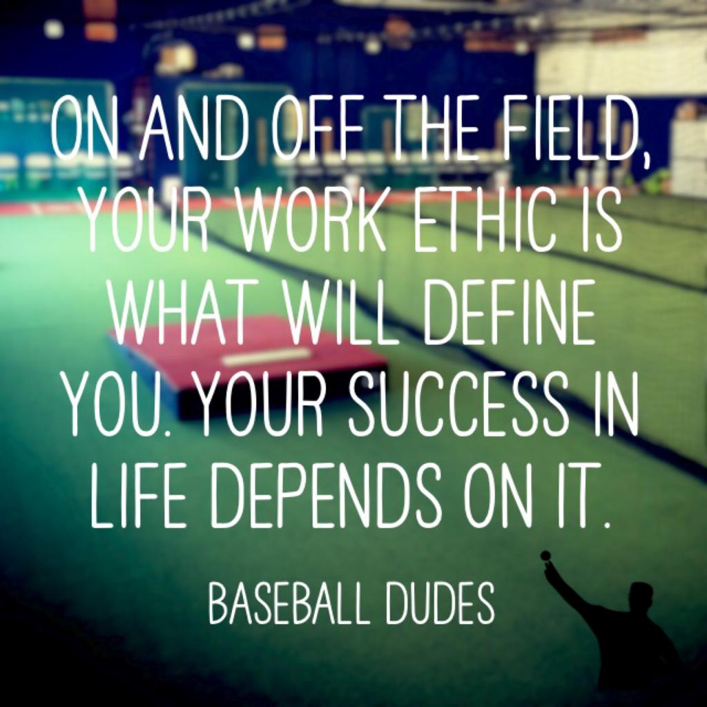 Baseball Quotes About Life Impressive Baseball Dudes Original Quotes  Baseball Dudes Llc