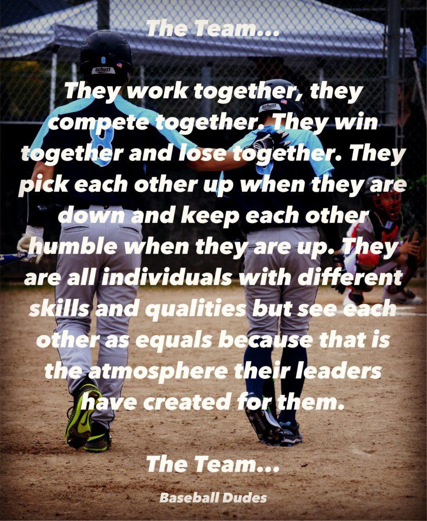 Sportsmanship Is Baseball Dudes Llc